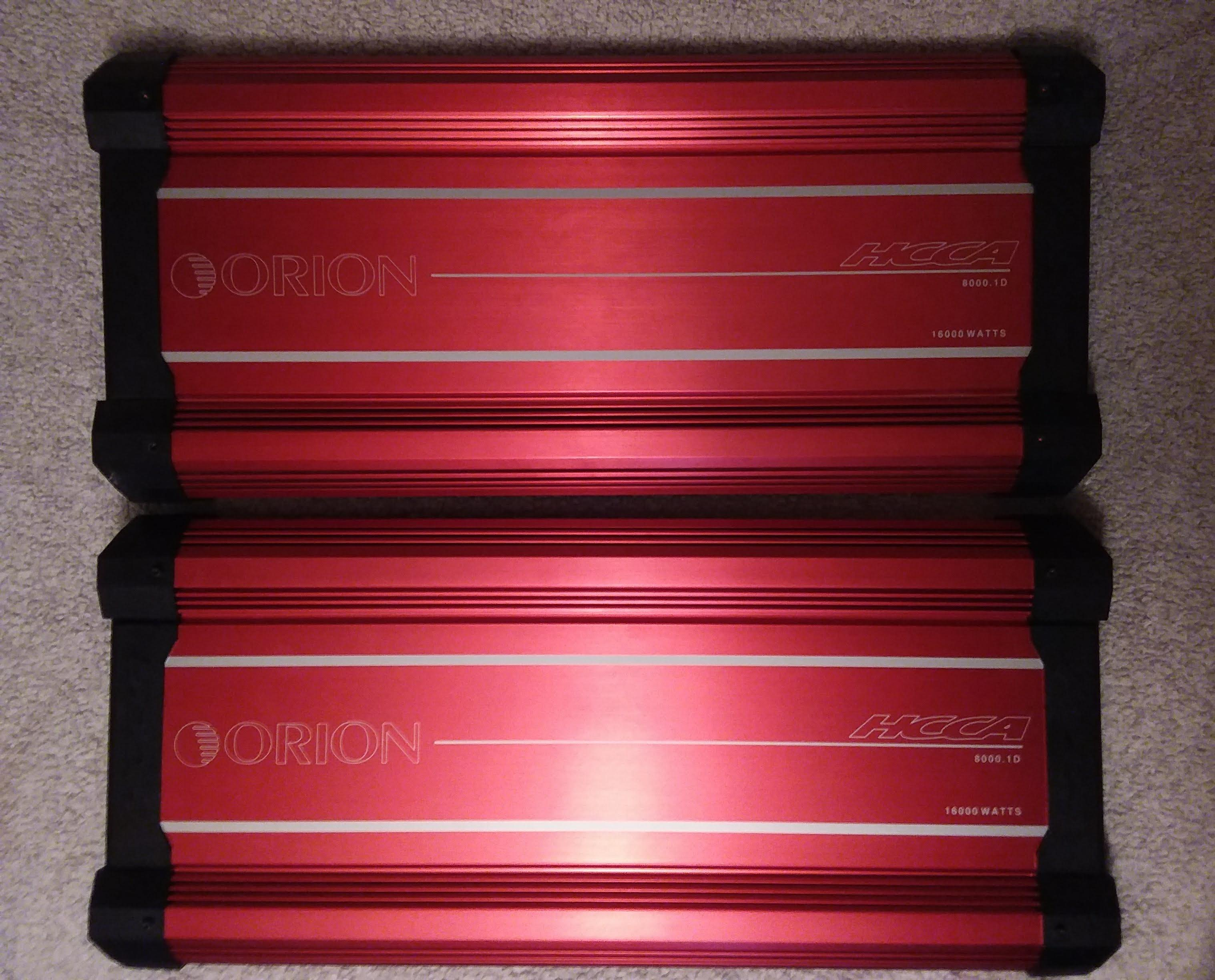 ORION Amplifier