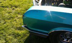 1965 Buick Wildcat, slight body damage
