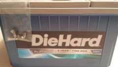 Die Hard Platinum