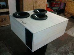 CUSTOM DAILY BOX BUILT BY ANOTHER LEVEL CUSTOM SUB BOX