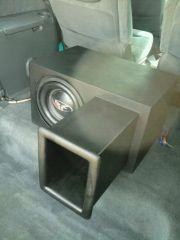 Custom spl box built by ANOTHER LEVEL CUSTOM SUB BOX
