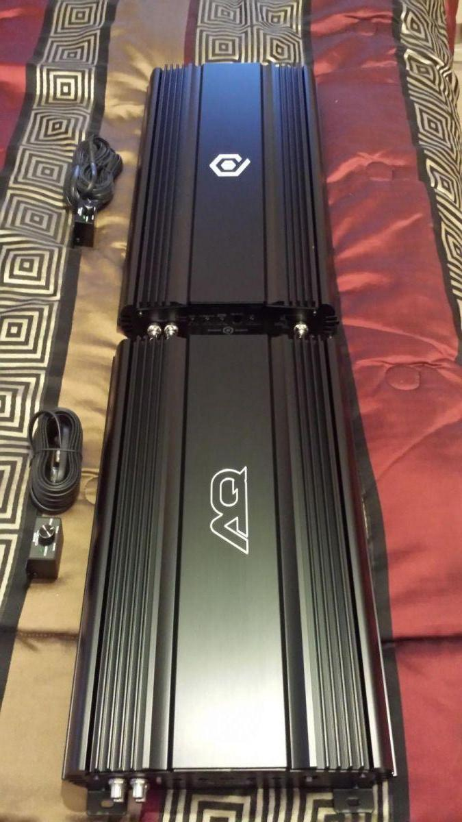 New Amps