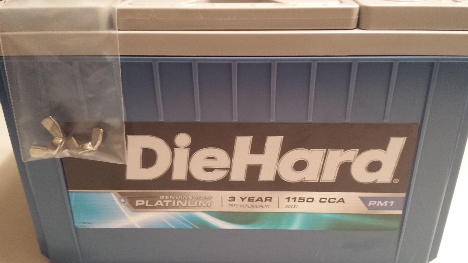 Die Hard Platinum
