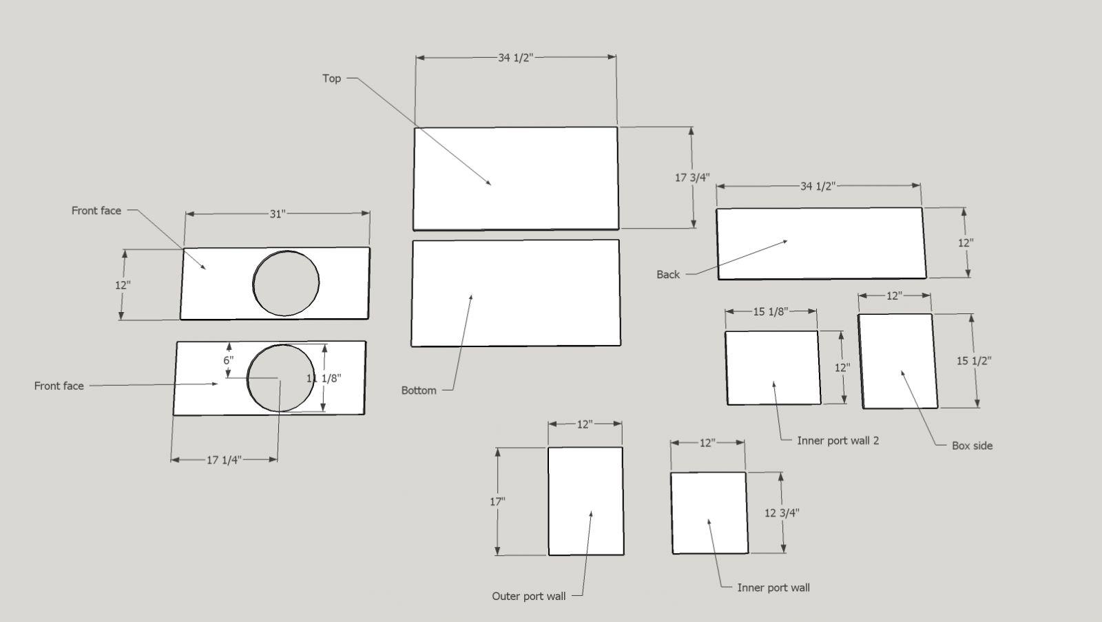 Box v1.0  layout
