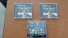 IA Bass CDs